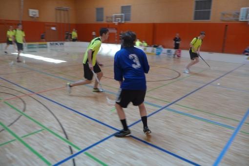 Haager Team gewinnt OÖ Floorballliga