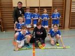 U11 Floorball Landesvizemeister 2018_19